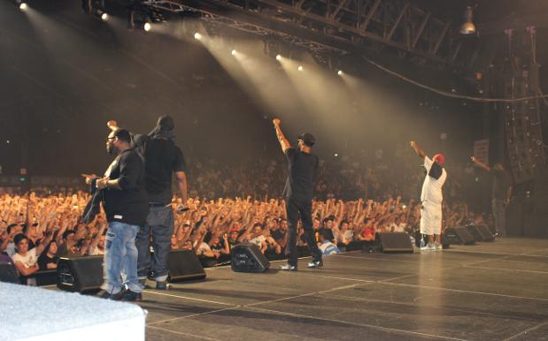 SYDNEY'S SAVED: Wu-Tang Clan Protects Ya Neck, Vows To Kill Lockouts